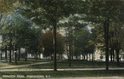 Mansion Park Postcard