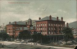 Queen City Hotel Postcard