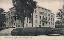 The Edmunds High School