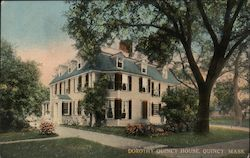Dorothy Quincy House Postcard