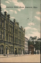 Lawrence Opera House Postcard