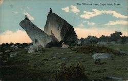 The Whales Jaw, Cape Ann Postcard