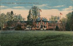 Reformatory for Women, East Front Postcard