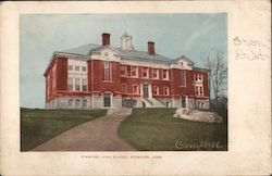 Stamford High School Postcard