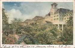 Hotel Royal Poinciana and Gardens Postcard