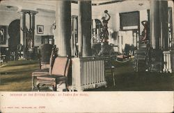 Interior of the Sitting Room, At Tampa Bay Hotel