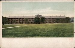 Soldier's Barracks