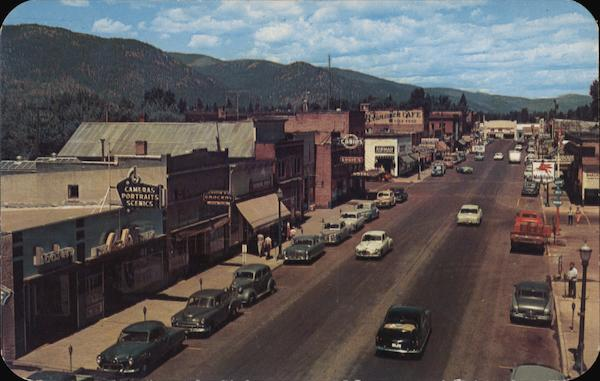 First Avenue Sandpoint Idaho