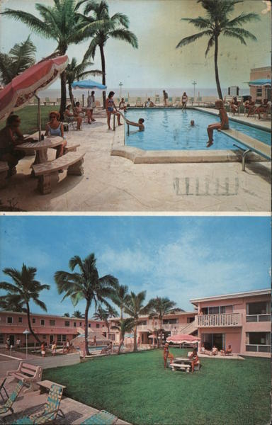 Coral Tides, Directly on the Ocean Pompano Beach Florida