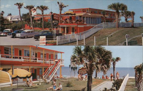 Bali-Hai Motel Ormond Beach Florida