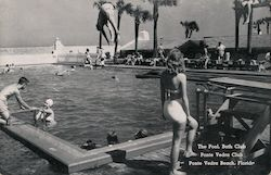 The Pool, Bath Club - Ponte Vedra Club - Ponte Vedra Beach, Florida