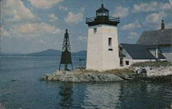Lighthouse near Ferry Landing
