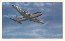 United DC-6 Mainliner 300
