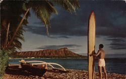 Outrigger and Diamond Head
