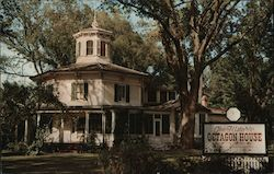 The Historic Octagon House