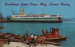 Greetings from Cape May Lewes Ferry