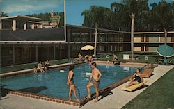 Holiday Inn of Melbourne Postcard