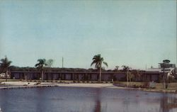 Laurel Motel Postcard