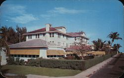 Robert's Villa Atlantique Postcard