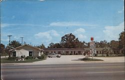 Dixie Motel Postcard