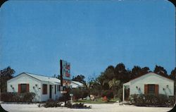 "Southwinds Motor Court-""Best for Rest"" Postcard"