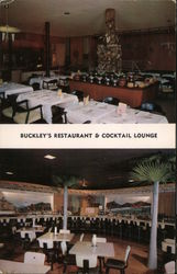 Buckley's Restaurant & Cocktail Lounge Postcard