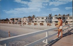La Playa Apartment Hotel Postcard
