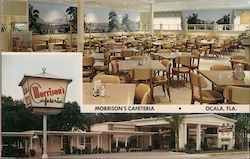 "Morrison's Cafeteria ""No Finer Food Anywhere"" 1600 Silver Springs Boulevard"