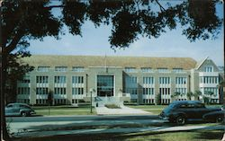 The Administration Building at the University of Florida Postcard