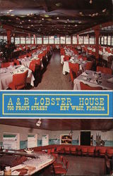 A & B Lobster House 700 Front St., Key West, Fla.