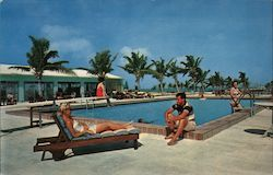Plantation Yacht Harbor Resort Postcard