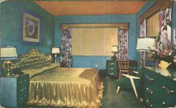 The Delmonico Hotel-Typical bedroom