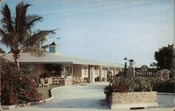 Trails End Motor Hotel Postcard
