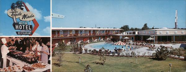 Trade Winds Motor Hotel and Restaurant Tulsa Oklahoma