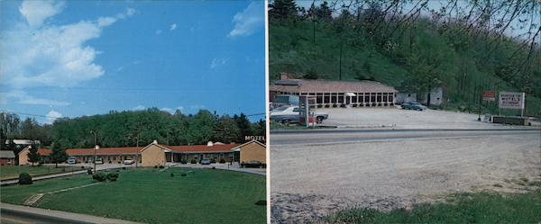 Mountain Top Motel & Restaurant Hillsville Virginia