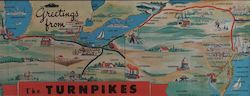 Turnpikes of Eastern United States