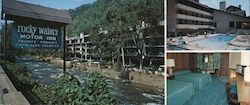 Rocky Waters Motor Inn in the Great Smokies