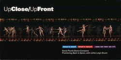 Sonia Plumb Dance Company Third Annual UpClose/UpFront