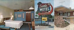 "Sands Motel, Member Best Western Hotels, ""Nation's Friendliest Motels"""