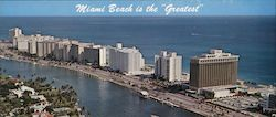 "Miami Beach is the ""Greatest"""