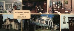 "Beekman Arms ""America's Oldest Inn"" 1776"