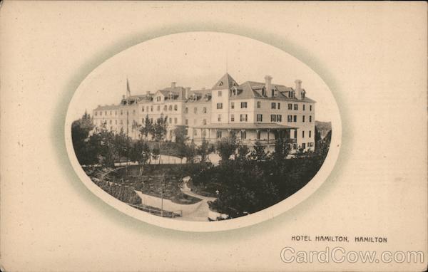 Hotel Hamilton Bermuda