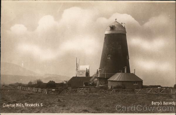 Clayton Mills, Hassocks England Sussex