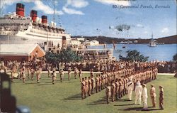Ceremonial Parade, Bermuda