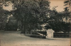 Junction of Beach Road & Stanford Road
