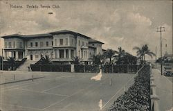 Habana. Vedado Tennis Club