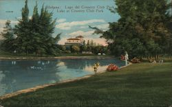 Habana: Lago del Country Club Park