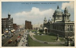 City hall - Donegall square, N. Belfast