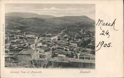 Real View of Nazareth