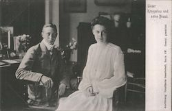 Crown Prince Wilhelm of Prussia and Duchess Cecilie of Mecklenburg-Schwerin